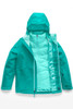 The North Face Fresh Tracks Gore-Tex Triclimate Ski Jacket | Girl's | NF0A34WM | EY3 | Kokomo Green | Front