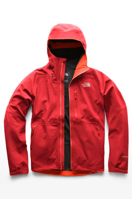 The North Face Apex Flex GTX 2.0 Jacket | Men's | NF0A3C6P | R6E | Rage Red | Front