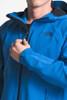 The North Face Apex Flex GTX Jacket | Men's | NF0A2VE7 | 1SN | Turkish Sea | Zipper Detail