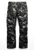 The North Face Freedom Insulated Ski Pant | Men's | NF0A332C | 7AA | TNF Black Atmos Print | Front