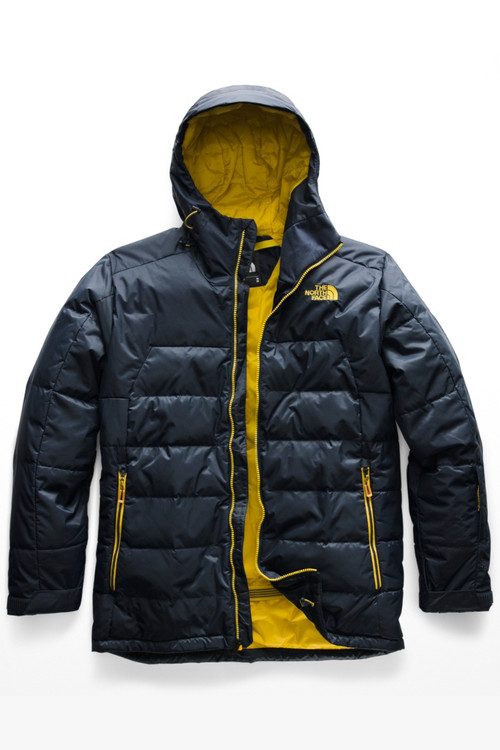 The North Face Gatebreak Down Jacket | Men's | NF0A3332 | H2G | Urban Navy | Front