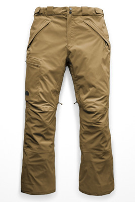 The North Face Sickline Ski Pant | Men's | NF0A3LWE | ZBK | Beeh Green | Front