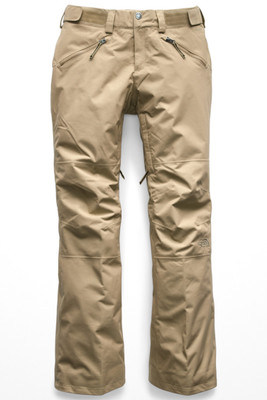 The North Face Aboutaday Ski Pant | Women's | NF0A3KRN | PLX | Kelp Tan | Front