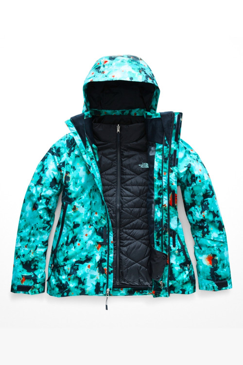 The North Face Garner Triclimate Ski Jacket Women S