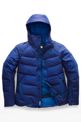 The North Face Heavenly Down Jacket | Women's | NF0A3KQZ | ZDE | Sodalite Blue | Front