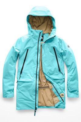 The North Face Kras Ski Jacket | Women's | NF0A3KRA | 3XT | Transantarctic Blue | Front