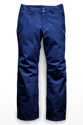 The North Face Sally Ski Pant | Women's | NF0A3339 | ZDE | Sodalite Blue | Front