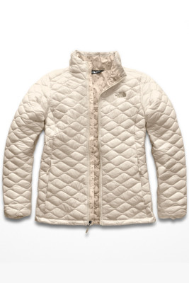 The North Face Thermoball Jacket | Women's | NF0A3KU3 | 7YC | Vintage White | Front