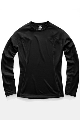 The North Face Warm Crew Neck | Women's | NF00CL78 | KX7 | TNF Black | Front