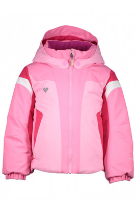 Obermeyer Ski Jacket | Girl's Twist | 51041 | 6052 | Sugar Berry | Front