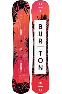 Burton Hideaway snowboard | Women's | 106961 | Board