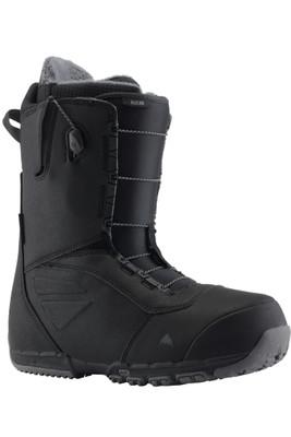 Burton Ruler Wide Speedzone | Men's Snowboard Boot | 131751 | 001 | Black | Front