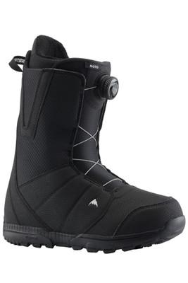 Burton Moto  Boa® Snowboard Boot | Men's | 131761 | 001 | Black | Front