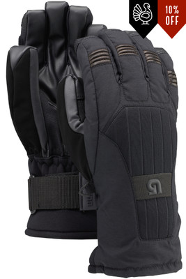 Burton Support Glove | Unisex | 103451 | True Black | 001