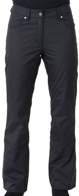 The Fera Britney Women's Ski Pants are styled just like your favorite jeans for a flattering fit! Shown in Black.