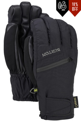 Burton Gore-Tex Under Glove | Men's | 103541 | True Black | 001