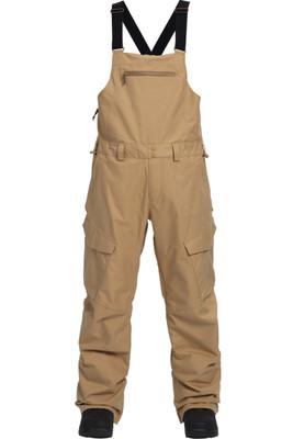 Burton Reserve Bib Pant | Men's | 150031 | Kelp | 250 | Front View