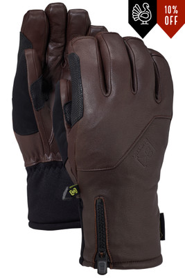 Burton [ak]® GORE‑TEX® Guide Glove | Men's | 102951 | Medium Brown | 201