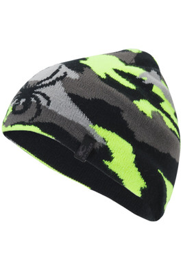 Spyder Ambush Hat | Boy's | 185408 | 730 | Bryte Yellow