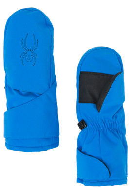 Spyder Mini Cubby Mittens | Boy's | 185314 | 434 | French Blue
