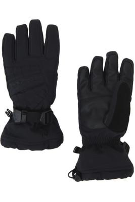 Spyder Overweb Ski Gloves | Boy's | 185300 | 001 | Black