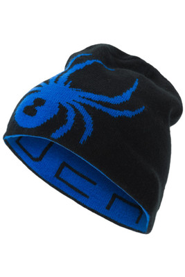 Spyder Reversible Bug Hat | Boy's | 185400 | 482 | Turkish Sea