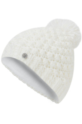 Spyder Brrr Berry Hat | Girl's | 185430 | 100 | White