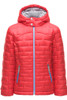 Spyder Edyn Hoody Insulated Jacket | Girl's | 184054 | 674 | Hibiscus | Front