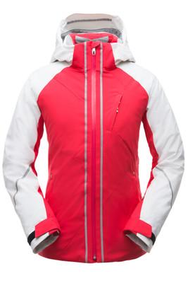 Spyder Rhapsody GTX Ski Jacket | Women's | 182736 | 674 | Hibiscus | Front