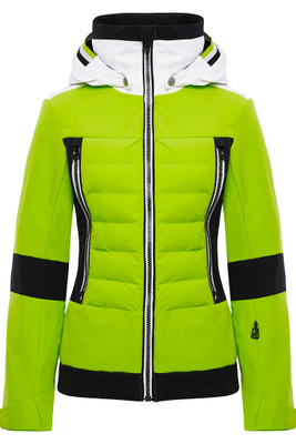 Toni Sailer Manou Women's Ski Jacket | 282108 in Lime