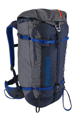 Patagonia Descensionist Pack | 32L | 48170 | NVYB | Navy Blue | Front