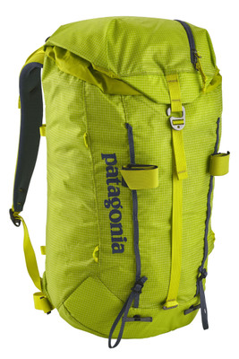 Patagonia Ascensionist Pack | 30L | 47997 | LEK | Light Gecko Green | Front