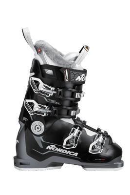 Nordica Speedmachine 85 | Women's Ski Boots | 050H4201541 | Black/Anthracite/White | Side