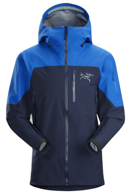 Arc'teryx Sabre LT Ski Jacket | Men's | 21689 | Blue Northern | Front