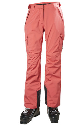 Helly Hansen Switch Cargo 2.0 Ski Pant | Women's | 65639 | 143 | Faded Rose | Front