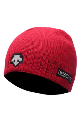 Descente Resort Hat   Men's   DWBMGC02   85   Electric Red   Front