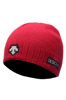 Descente Resort Hat | Men's | DWBMGC02 | 85 | Electric Red | Front