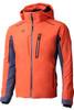 Descente Terro Ski Jacket | Men's | DWMMGK29B | 35 | Blaze Orange | Front