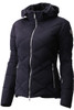 Descente Anabel Fur Women's Ski Jacket | DWWMGK30F showing the jacket, in black, without the fur