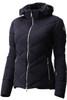 Descente Anabel Fur Ski Jacket | Women's | DWWMGK30F | 93 | Black | Front without fur liner