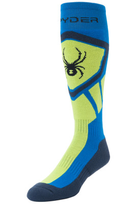 Spyder Dare Socks | Men's | 185200 | 482 | Turkish Sea