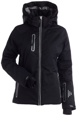 Nils Nicole Ski Jacket | 2138 in Black