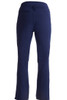 Nils Betty Ski Pants | Women's | 3215 in Navy blue from the back