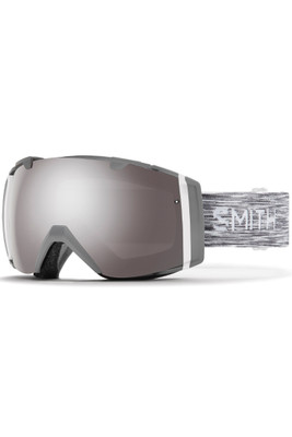 Smith I/O Goggles + Spare Lens | II7CP | Cloud Grey | Chromapop Sun Platinum Mirror