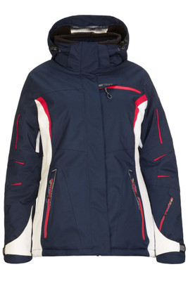 Killtec Corinne Ski JAcket | Women's | 32342 | 814 | Dark Navy | Front