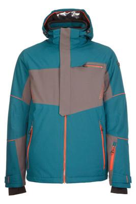 Killtec Janu Ski Jacket | Men's | 32350 | 834 | Petrol | Front
