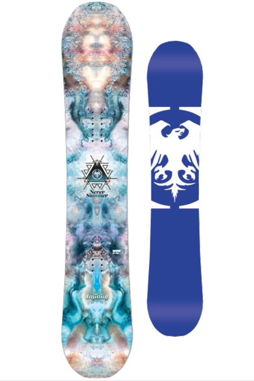 Never Summer Infinity Snowboard | Women's