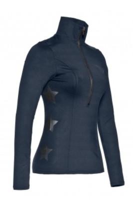Goldbergh Haruko Pully Sweater | Women's | G83420183 | 506 | Dark Navy | Front