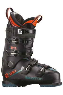 Salomon X Pro 120 Ski Boots | Men's | 405509 | Side