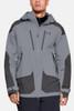 Under Armour Nimbus GTX Jacket | Men's | 1315977 | 035 | Steel/ Charcoal | Styled Front